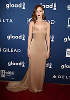 13 April 2018 - Beverly Hills, California - Ana Polvorosa. 29th Annual GLAAD Media Awards at The Beverly Hilton Hotel. Photo Credit: F. Sadou/AdMedia