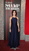 Julia Goulding at The British Soap Awards 2019 arrivals. The Lowry, Media City, Salford, Manchester, UK on June 1st 2019<br /> CAP/ROS<br /> ©ROS/Capital Pictures
