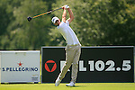 Seve Benson (ENG) tees off on the 5th tee during Day 3 of the BMW Italian Open at Royal Park I Roveri, Turin, Italy, 11th June 2011 (Photo Eoin Clarke/Golffile 2011)