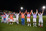 V V Varen Nagasaki team group ,.APRIL 17, 2013 - Football /Soccer : 2013 J.LEAGUE Division 2 ,9th sec match between Yokohama FC 1-2 V Varen Nagasaki at NHK Spring Mitsuzawa Football Stadium, Kanagawa, Japan. (Photo by Jun Tsukida/AFLO SPORT).