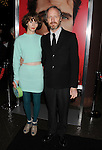 LOS ANGELES, CA- DECEMBER 12: Actors Miranda July and Mike Mills arrive at the 'Her' Los Angeles Premiere - Arrivals at Directors Guild Of America on December 12, 2013 in Los Angeles, California.