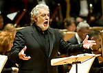 Placido Domingo - Thais 5/27/14
