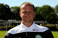 GRONINGEN - Presentatie FC Groningen o23, seizoen 2018-2019,   30-06-2018,  Alfons Arts trainer