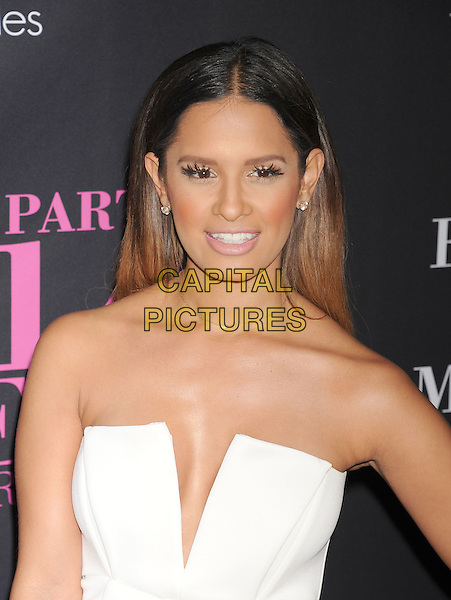 SANTA MONICA, CA- OCTOBER 18: TV personality Rosci Diaz attends Elyse Walker presents the 10th anniversary Pink Party hosted by Jennifer Garner and Rachel Zoe at HANGAR 8 on October 18, 2014 in Santa Monica, California.<br /> CAP/ROT/TM<br /> &copy;Tony Michaels/Roth Stock/Capital Pictures