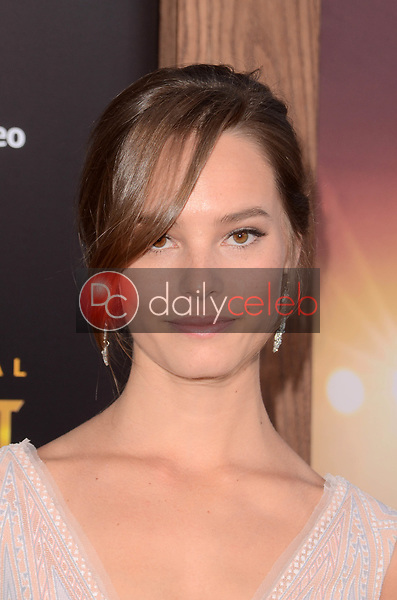 """Bailey Noble<br /> at """"The Last Tycoon"""" Red Carpet Premiere Screening, Harmony Gold Theater, Los Angeles, CA 07-27-17<br /> David Edwards/DailyCeleb.com 818-249-4998"""