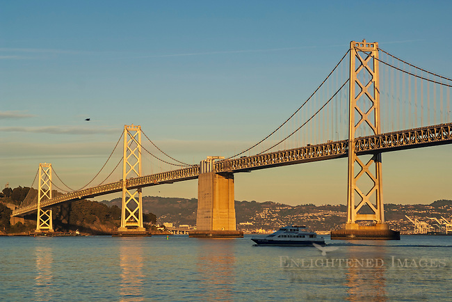 San Francisco - Oakland Bay Bridge, San Francisco, California