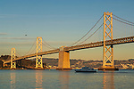 San Francisco - Oakland Bay Bridge, San Francisco, California