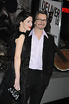 "HOLLYWOOD, CA. - January 11: Alexandra Edenborough and actor Gary Oldman attend the ""The Book Of Eli"" Los Angeles Premiere at Grauman's Chinese Theatre on January 11, 2010 in Hollywood, California."