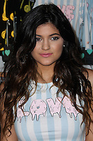 "GLENDALE, CA - NOVEMBER 09: Kendall Jenner And Kylie Jenner Launch Their ""Kendall & Kylie Holiday Collection"" at PacSun held at Glendale Galleria on November 9, 2013 in Glendale, California. (Photo by Xavier Collin/Celebrity Monitor)"