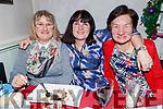 Deirdre Lyons, Julia and Noreen Deady enjoying the evening in Cassidys on Thursday