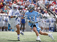 NCAA LACROSSE: Division I Men's Championship Quarterfinal: Duke vs John Hopkins