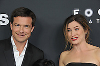 Jason Bateman &amp; Kathryn Hahn at the Los Angeles premiere of their movie &quot;Bad Words&quot; at the Cinerama Dome, Hollywood.<br /> March 5, 2014  Los Angeles, CA<br /> Picture: Paul Smith / Featureflash