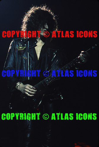 Aerosmith ;Live ; On 1987-1988; Permanent Vacation Tour.Photo Credit: Eddie Malluk/Atlas Icons.com
