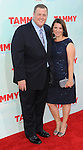 Billy Gardell and date arriving to the premiere of Tammy held at the TCL Chinese Theatre in  Los Angeles, CA. June 30, 2014.