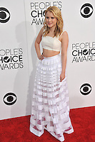 Taylor Spreitler at the 2014 People's Choice Awards at the Nokia Theatre, LA Live.<br /> January 8, 2014  Los Angeles, CA<br /> Picture: Paul Smith / Featureflash