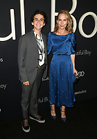 BEVERLY HILLS, CA - OCTOBER 8: Jack Dylan Grazer, Amy Ryan, at the Los Angeles Premiere of Beautiful Boy at the Samuel Goldwyn Theater in Beverly Hills, California on October 8, 2018. <br /> CAP/MPIFS<br /> ©MPIFS/Capital Pictures