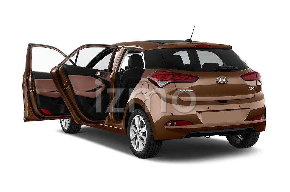 Car images of 2015 Hyundai I20 Intro Edition 5 Door Hatchback Doors