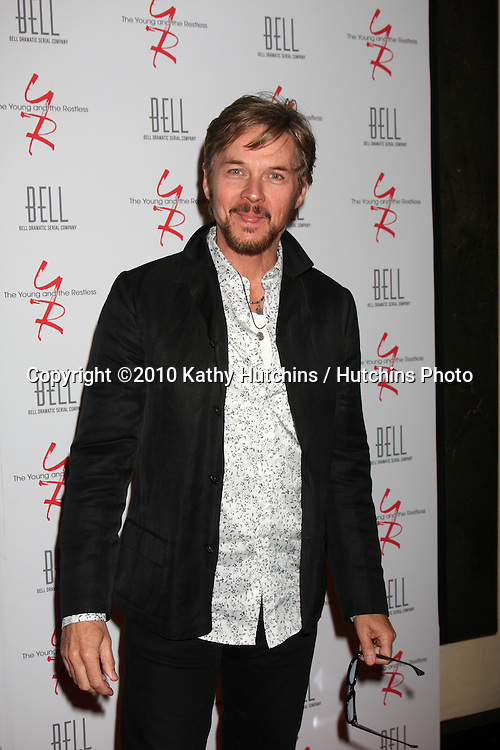Stephen Nichols.arrivng at The Young & The Restless 37th Anniversary Dinner.Via Allorro.Beverly Hills, CA.March 9, 2010.©2010 Kathy Hutchins / Hutchins Photo....
