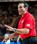 Coach Mike Kryzewski of United States of America during FIBA Basketball World Cup 2014 group C between United States of America vs New Zeland  on September 02, 2014 at the Bilbao Arena stadium in Bilbao, Spain. Photo by Nacho Cubero / Power Sport Images