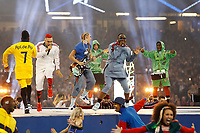 The Black Eyed Peas perform before the UEFA Champions League Final match between Juventus and Real Madrid at the Principality Stadium on June 3rd 2017 in Cardiff, Wales. <br /> <br /> Foto Daniel Chesterton / Panoramic / Insidefoto