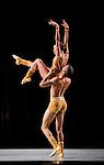 THE GOLDEN SECTION....Choregraphie : THARP Twyla..Compositeur : BYRNE David..Compagnie : Alvin Ailey American Dance Theater..Lumiere : TIPTON Jennifer..Costumes : LOQUASTO Santo..Avec :..ASCA G..BOYD K J..BOYKIN H..BROWMAN O..BROWN C..CORBIN C B..DESHAUTEURS R..DOUGLASS K..DOUTHIT A..GILMORE V J..JACKSON A R..JACKSON C..JONES G T..LAURY G C..LEBRUN Y..LYST R..MACHANIC A J..MC LAREN R..REED B..ROBERTS J..ROBINSON R..RUSHING M..SIMS G A..SIMS L C..SORZANO Y M..STAMATIOU C..WILLIAMS T M..WILLIS M J..Lieu : Theatre du Chatelet..Cadre : Les etes de la danse de Paris..Ville : Paris..Le : 14 07 2009..© Laurent PAILLIER / www.photosdedanse.com