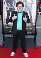 """WESTWOOD, LOS ANGELES, CA, USA - APRIL 28: Jesse Heiman at the Los Angeles Premiere Of Universal Pictures' """"Neighbors"""" held at the Regency Village Theatre on April 28, 2014 in Westwood, Los Angeles, California, United States. (Photo by Xavier Collin/Celebrity Monitor)"""