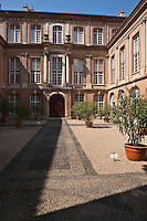 Europe/France/Midi-Pyrénées/31/Haute-Garonne/Toulouse:  Hôtel de Nupces, rue de la Bourse XVIII éme siècle
