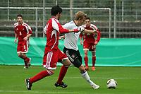Christopher Buchtmann (D; 1. FC Koeln) gegen Moises San Nicholas Schellens (AND)