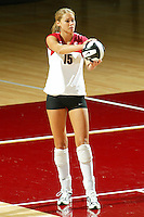 11 August 2005: Michelle Mellard during picture day at Maples Pavilion in Stanford, CA.