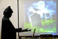 Teacher Shows How to Create Fun Funerals