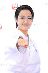 Kiyo Shimizu, <br /> AUGUST 4, 2016 - Karate : <br /> Japan Karatedo Federation holds a press conference after it was decided that <br /> the sport of karate would be added to the Tokyo 2020 Summer Olympic Games on August 3rd, 2016 <br /> in Tokyo, Japan. <br /> (Photo by AFLO SPORT)
