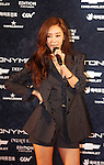 G.NA, Oct 28, 2014 : South Korean singer G.Na performs before the 2014 Style Icon Awards (SIA) in Seoul, South Korea. The SIA is a style and culture festival. (Photo by Lee Jae-Won/AFLO) (SOUTH KOREA)