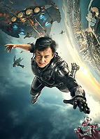Bleeding Steel (2017) <br /> Promotional art with Jackie Chan<br /> *Filmstill - Editorial Use Only*<br /> CAP/MFS<br /> Image supplied by Capital Pictures