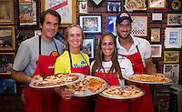 ELLESSE PIZZA COOKING EVENING