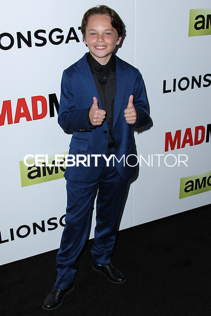 """HOLLYWOOD, LOS ANGELES, CA, USA - APRIL 02: Mason Vale Cotton at the Los Angeles Premiere Of AMC's """"Mad Men"""" Season 7 held at ArcLight Cinemas on April 2, 2014 in Hollywood, Los Angeles, California, United States. (Photo by Xavier Collin/Celebrity Monitor)"""