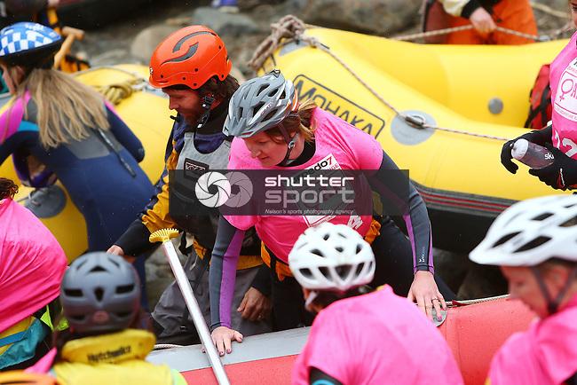 NELSON, NEW ZEALAND - SEPTEMBER 24 Nelson Torpedo 7 Spring Challenge on September 23 2016 in Golden Bay Nelson, New Zealand. (Photo by: Evan Barnes Shuttersport Limited)