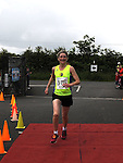 Mairead Murphy who was the first lady home in the REHAB 10k run organized by St Colmcilles GAA club. Photo: Colin Bell/pressphotos.ie