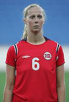 MAR 13, 2006: Faro, Portugal:  Marit Christensen