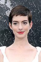 NEW YORK, NY - JULY 16:  Anne Hathaway at 'The Dark Knight Rises' premiere at AMC Lincoln Square Theater on July 16, 2012 in New York City.  © RW/MediaPunch Inc.