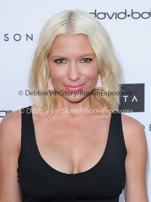 Tracy Anderson celebrates the opening of the Tracy Anderson flagship studio in Brentwood, California on April 04,2013                                                                   Copyright 2013 Hollywood Press Agency