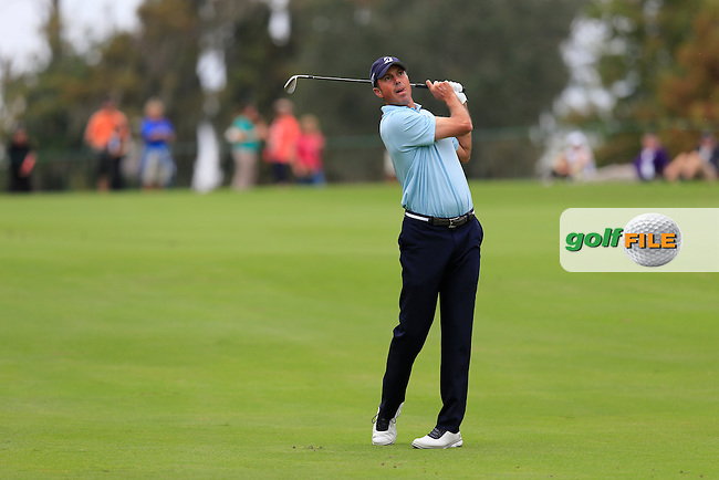 Matt Kucher (USA) during round 4 of the Hero World Challenge, Isleworth Golf &amp; Country Club, Windermere, Orlando Florida, USA. 07/12/2014<br /> Picture Fran Caffrey, www.golffile.ie