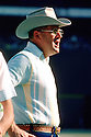 Houston Oilers Head Bum Phillips during a game from his 1978 season with the Houston Oilers.  Bum Phillips head coached for 11 years with 2 different teams.(SportPics)