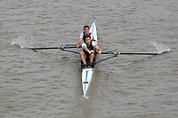 Crew: 28   TRC-DYER    Thames Rowing Club    Op 2- Champ <br /> <br /> Pairs Head 2017<br /> <br /> To purchase this photo, or to see pricing information for Prints and Downloads, click the blue 'Add to Cart' button at the top-right of the page.