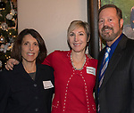 A photograph taken during the Northern Nevada Women's Lawyer Association holiday benefit and party in Reno, Wednesday, Dec. 13, 2017.