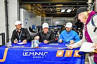 #4 COOL RACING (CHE) LIGIER JS P3 NISSAN LMP3 CHRISTIAN VAGLIO (CHE) IRADJ ALEXANDER (CHE) ANTONIN BORGA (CHE)