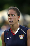 22 July 2009: Shannon Boxx (USA). The United States Women's National Team defeated the Canada Women's National Team 1-0 at Blackbaud Stadium in Charleston, South Carolina in an international friendly soccer match.