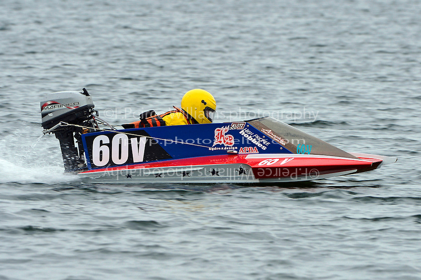 60-V(Stock Outboard Hydroplane)