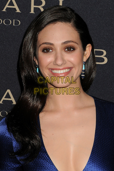 25 February 2014 - West Hollywood, California - Emmy Rossum. BVLGARI &quot;Decades of Glamour&quot; Oscar Party held at Soho House.<br /> CAP/ADM/BP<br /> &copy;Byron Purvis/AdMedia/Capital Pictures