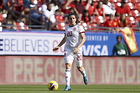 11th March 2020, Frisco, Texas, USA;  Andrea Pereira of Spain on the ball during the 2020 SheBelieves Cup Womens International Friendly,  football match between England Women vs Spain Women at Toyota Stadium in Frisco, Texas
