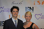 Kevin Tobias & Brynne Manimie - Small Parts - We Love Soaps and The Indie Series Network present the 4th Annual Indie Soap Awards - ISAs on February 19, 2013 from New World Stages, New York City, New York  (Photo by Sue Coflin/Max Photos)